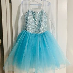 WEISSMAN Child Costume (Frozen)